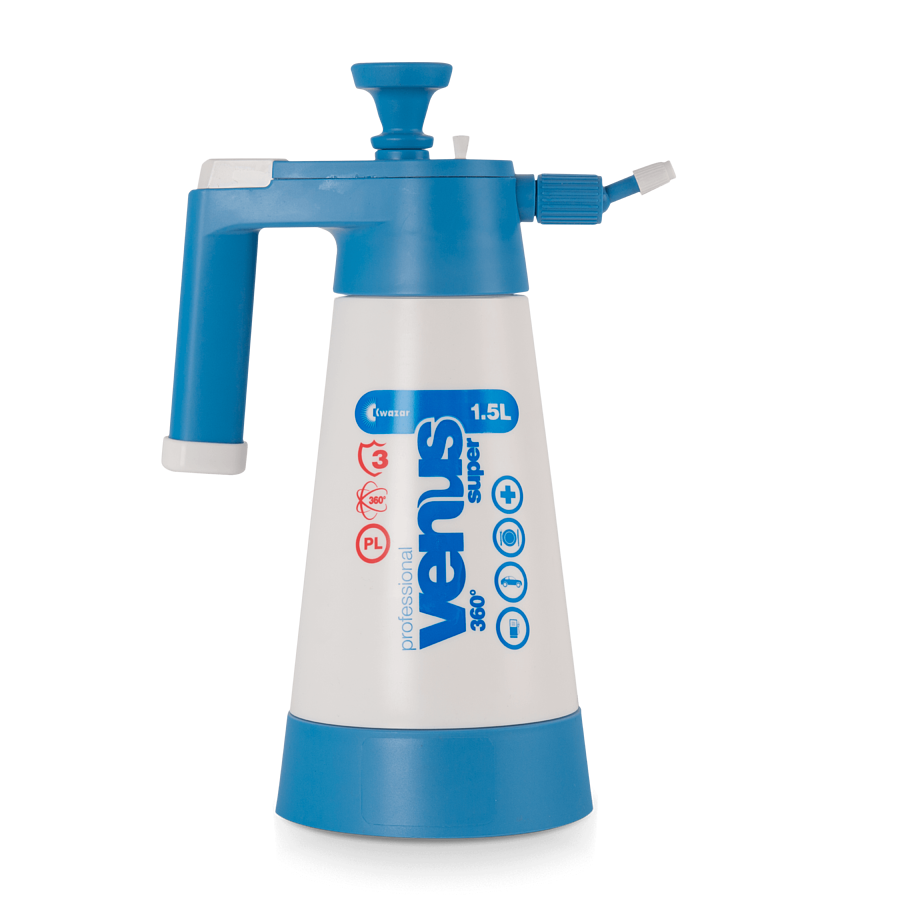 Ручной опрыскиватель Kwazar 202-6030-01-0081 Sprayer Venus Super 360 PRO+  15 л.