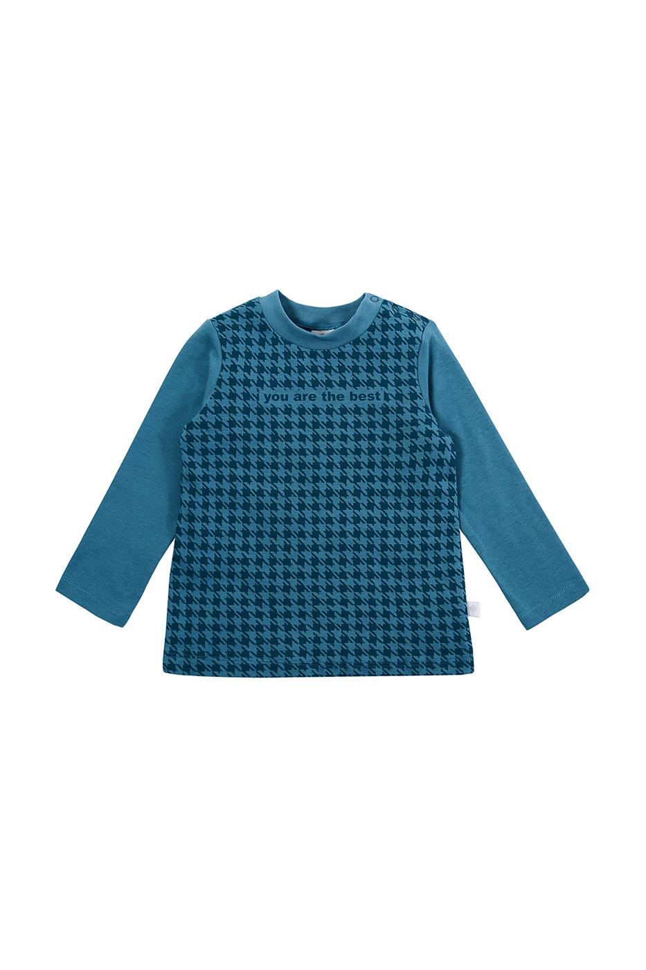 Джемпер детский Мамуляндия, цв. голубой, р
