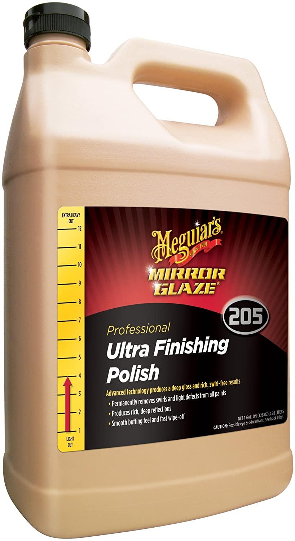 Полироль антиголограмная Ultra Pro Finishing Polish, 3,78л.,