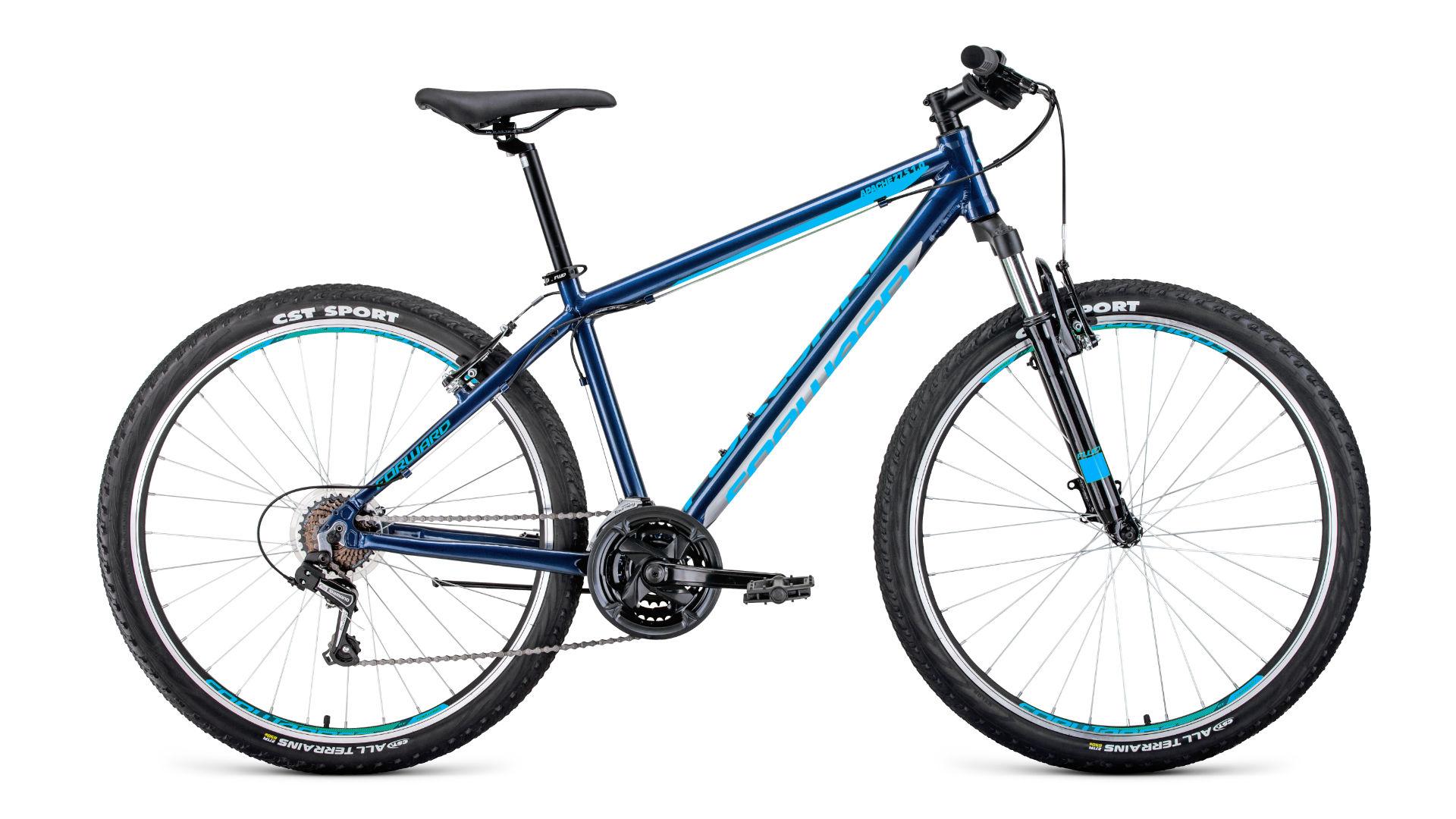 Велосипед Forward APACHE 27,5 1.0 2020 рост 17\