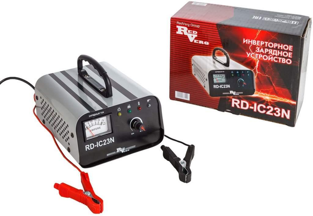 Устройство зарядное для АКБ RedVerg RD IC23N