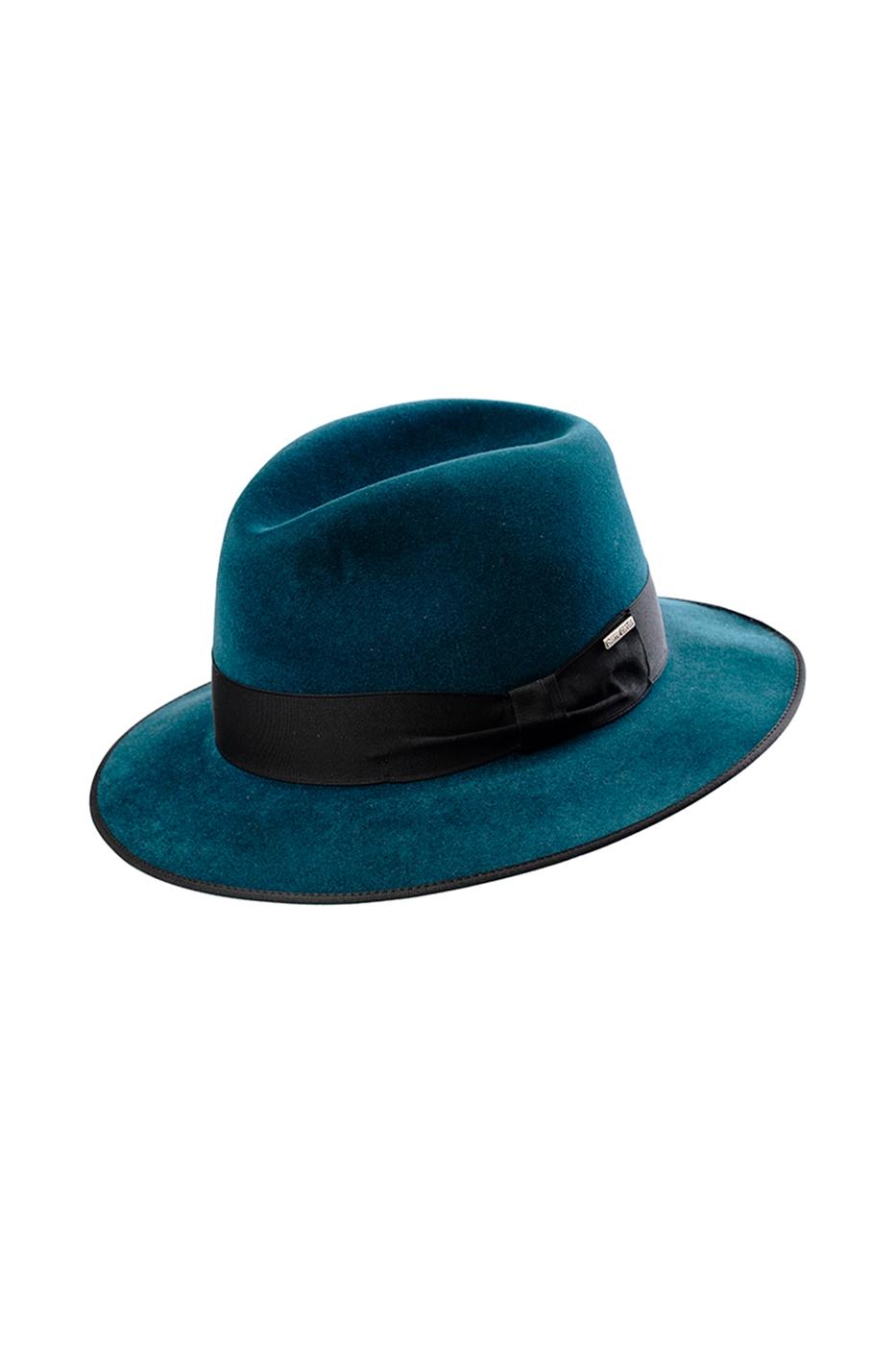 Шляпа мужская Pierre Cardin BARON PC-1005-6003 изумрудная