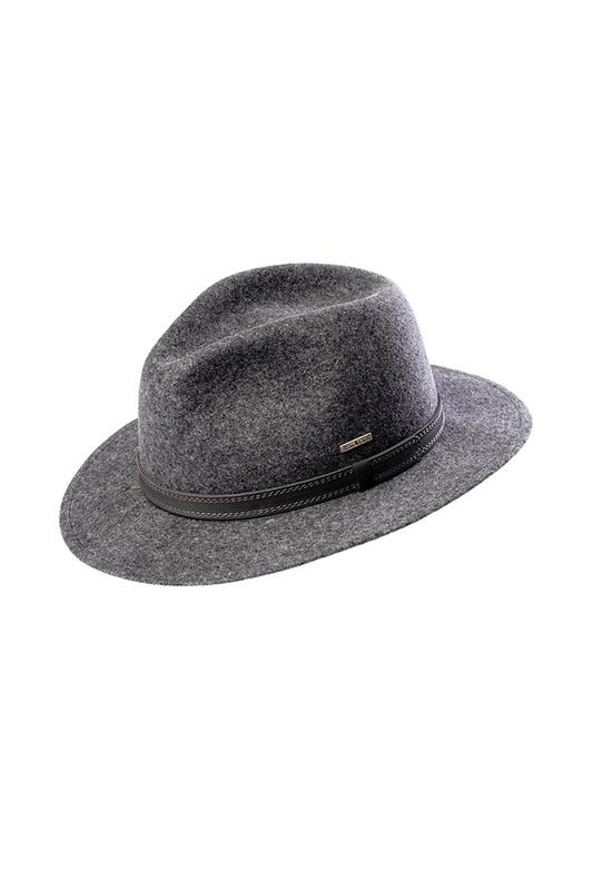 Шляпа мужская Pierre Cardin VICTOR PC-021-0204 серая S