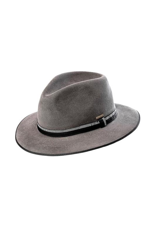 Шляпа мужская Pierre Cardin MICHEL PC-Z07-8348 серая M
