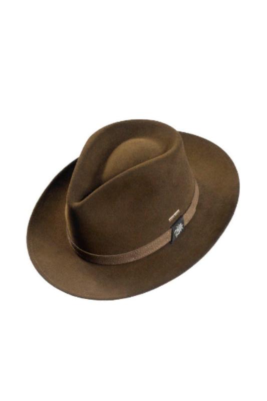 Шляпа мужская Pierre Cardin BUCHERON PC-035-0113 оливковая M