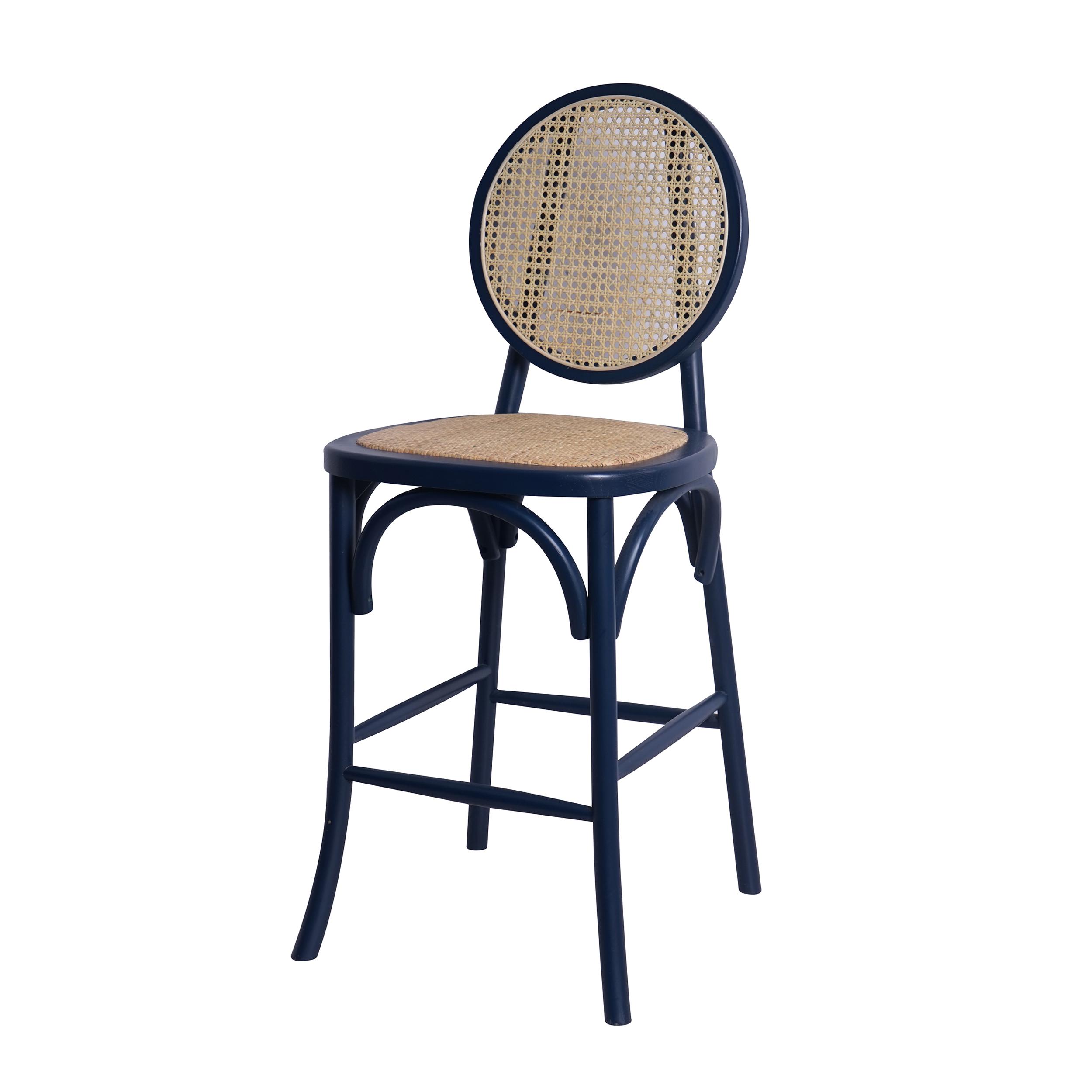 Барный стул Cosmo Counter 167492, черный