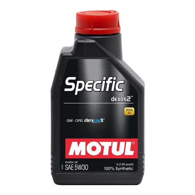 Моторное масло Motul Specific DexoS2 5w-30 1л 102638