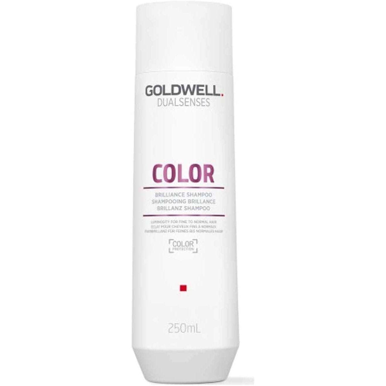 Купить Шампунь для блеска окрашенных волос Goldwell Dualsenses Color 250 мл