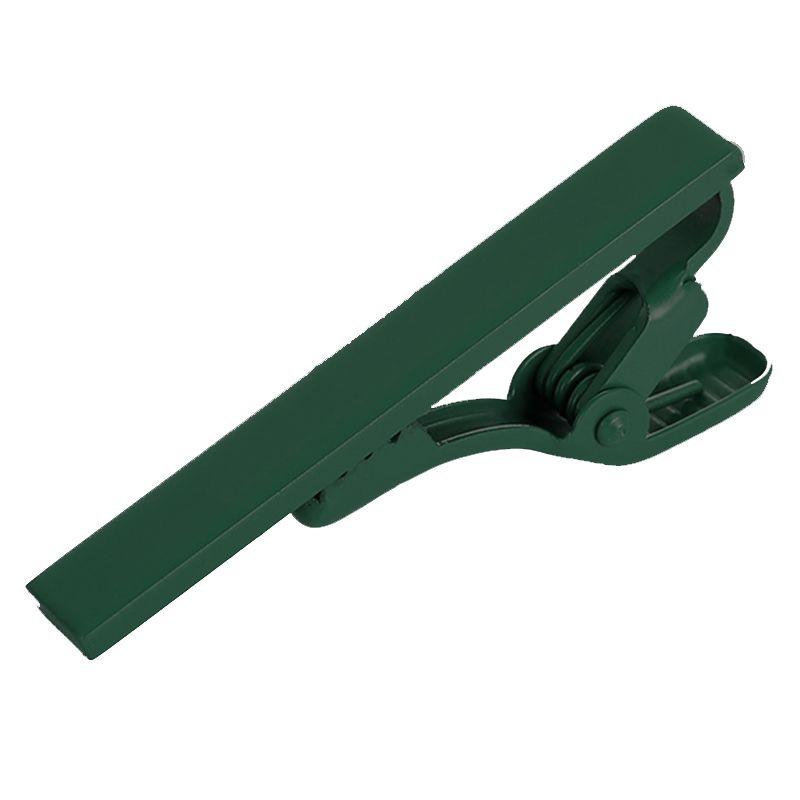 Зажим для галстука 2beMan TC112 изумрудный