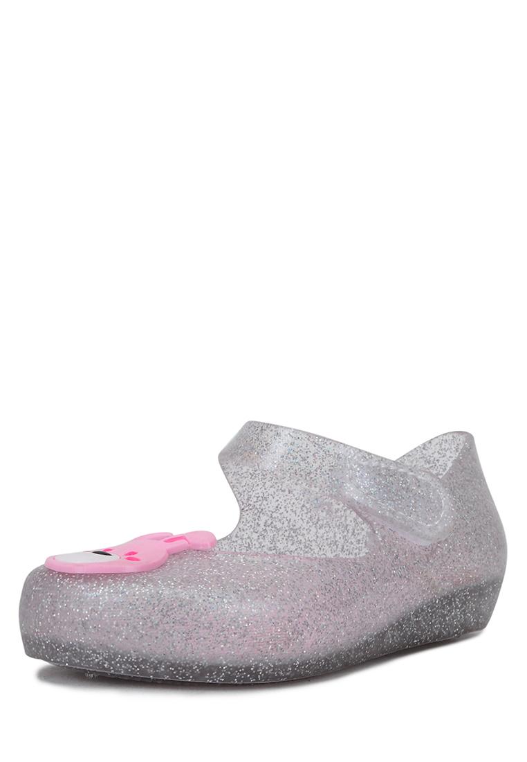 Туфли детские Honey Girl, цв. серебристый р.25