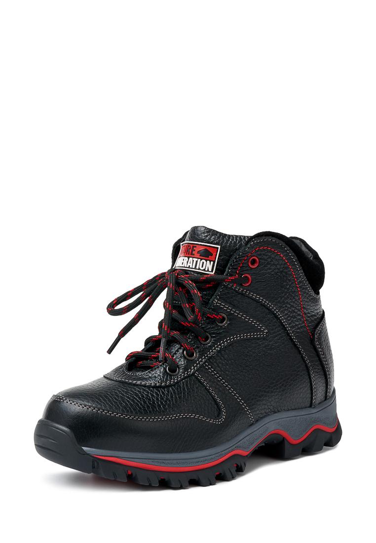 Ботинки детские ELSA, цв.черный р.35 8-08