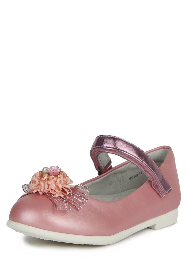 Купить K8059PM-5B, Туфли детские Honey Girl, цв. розовый р.25,