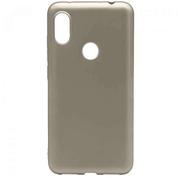 Чехол J-Case THIN для Xiaomi Redmi Note 6 Pro Gold