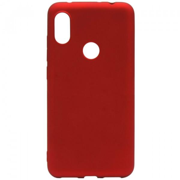 Чехол J-Case THIN для Xiaomi Redmi Note 6 Pro Red