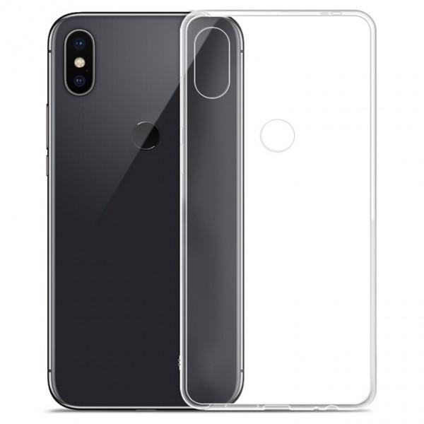 Чехол J-Case THIN для Xiaomi Redmi Note 5 Pro / Note 5 (DC) Transparent