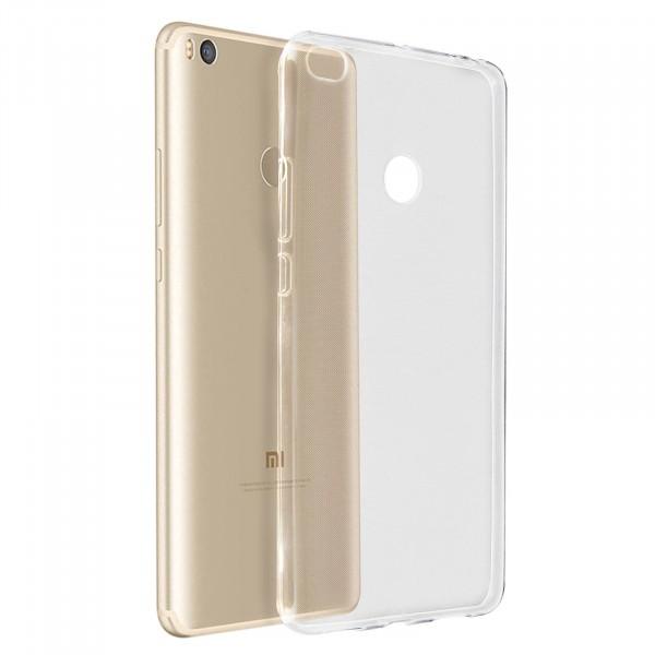 Чехол J-Case THIN для Xiaomi Mi Max 2 Transparent