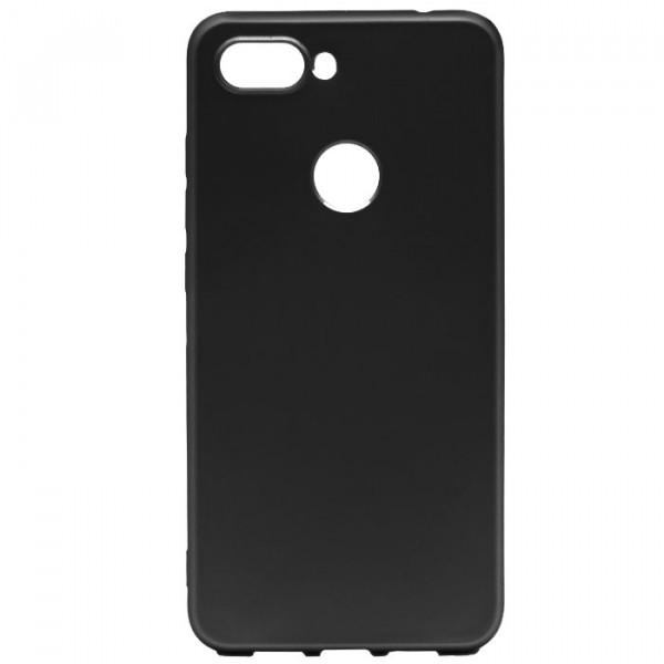 Чехол J-Case THIN для Xiaomi Mi 8 Lite / Mi 8 Youth (Mi 8X) Black  - купить со скидкой