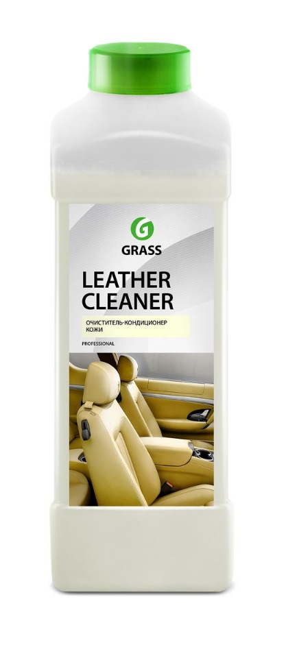 GRASS Очиститель кондиционер кожи Leather Cleaner