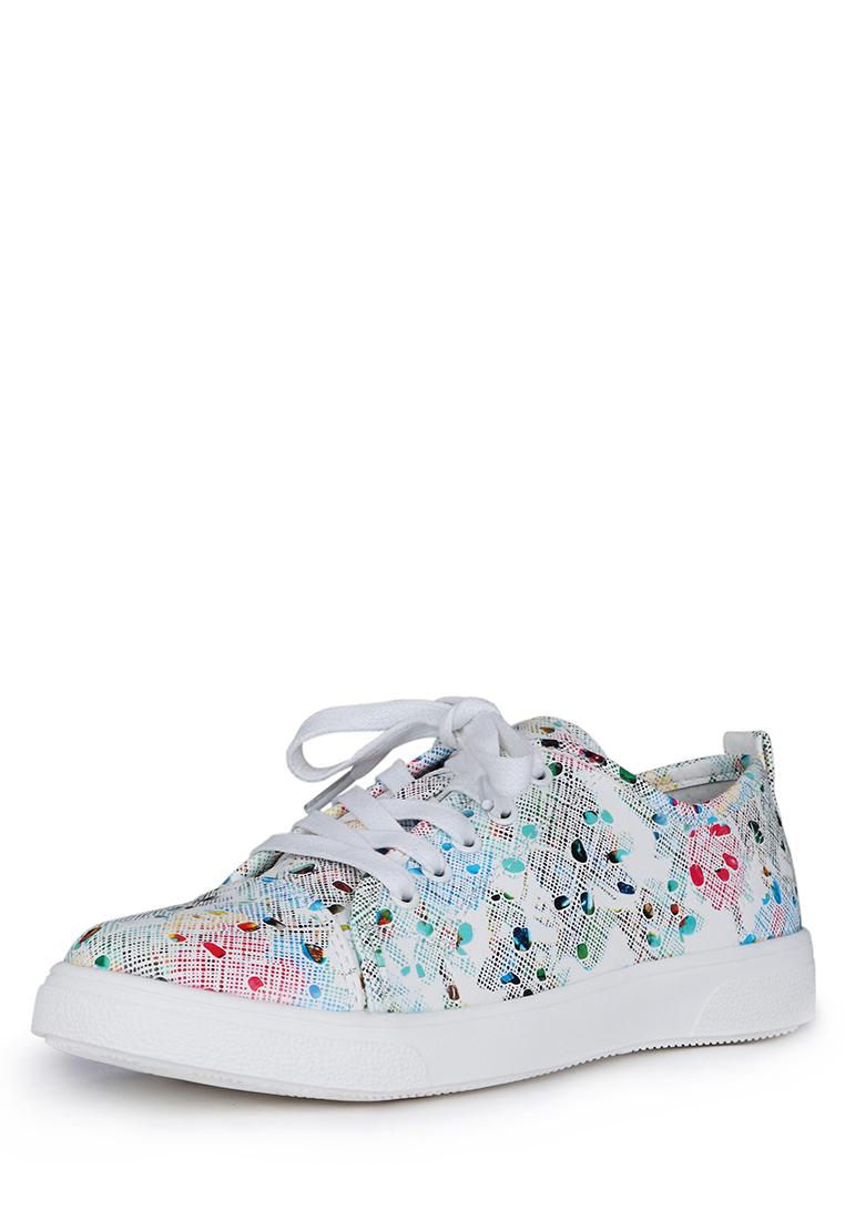 Купить F6865-Q91, Полуботинки для девочек T.TACCARDI, цв. разноцветный, р-р 33, Детские ботинки