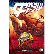 Графический роман Вселенная DC. Rebirth. Флэш. Книга 5. Негатив