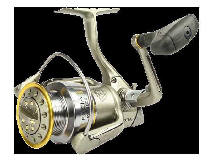 Рыболовная катушка безынерционная Ryobi Excia MX 3000 8+1bb
