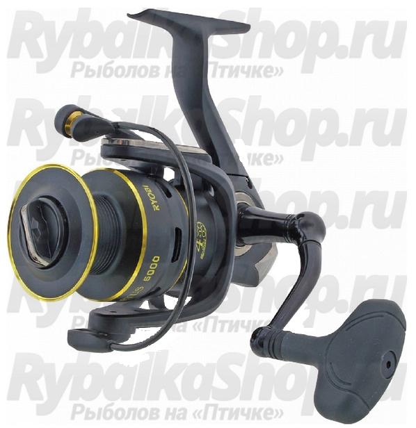 Рыболовная катушка безынерционная Ryobi Virtus 5000 4+1bb