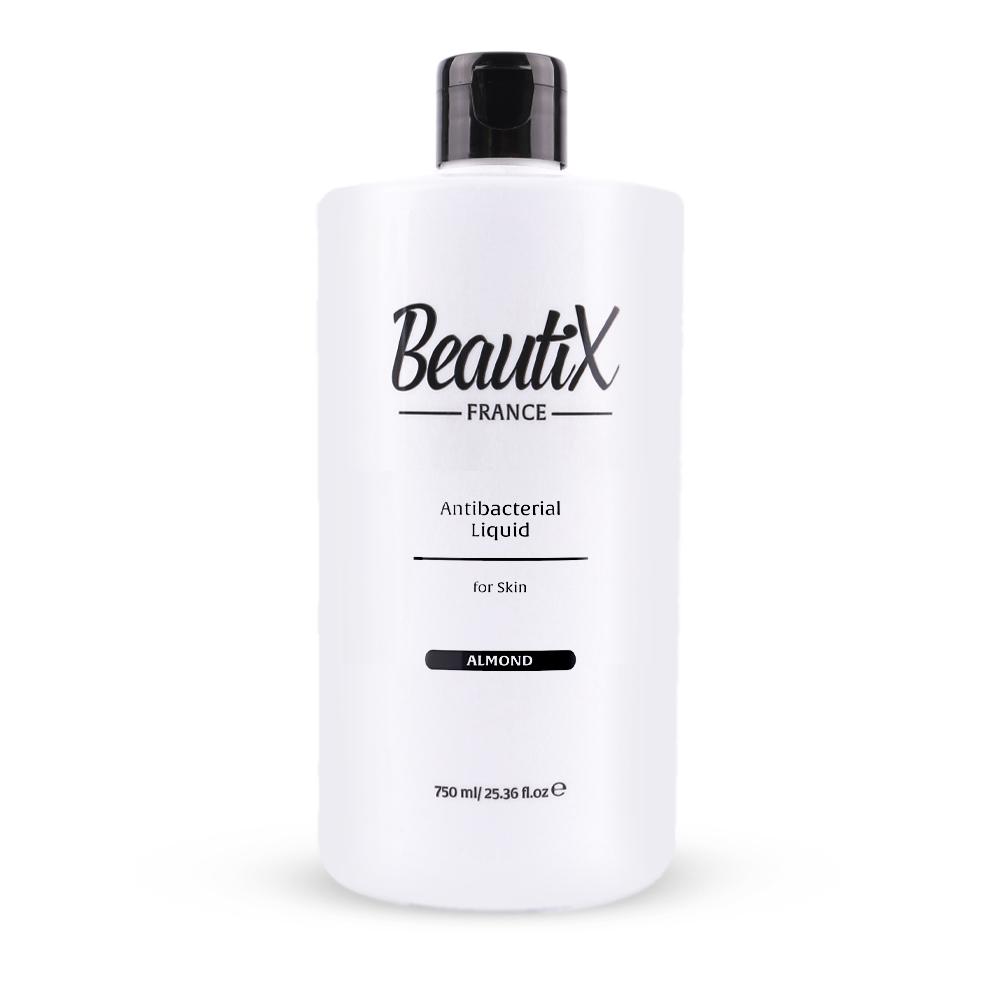 Антисептик для рук Beautix с ароматом миндаля