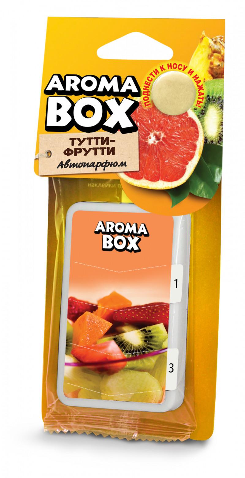 Ароматизатор Aroma Box тутти-фрутти B-13