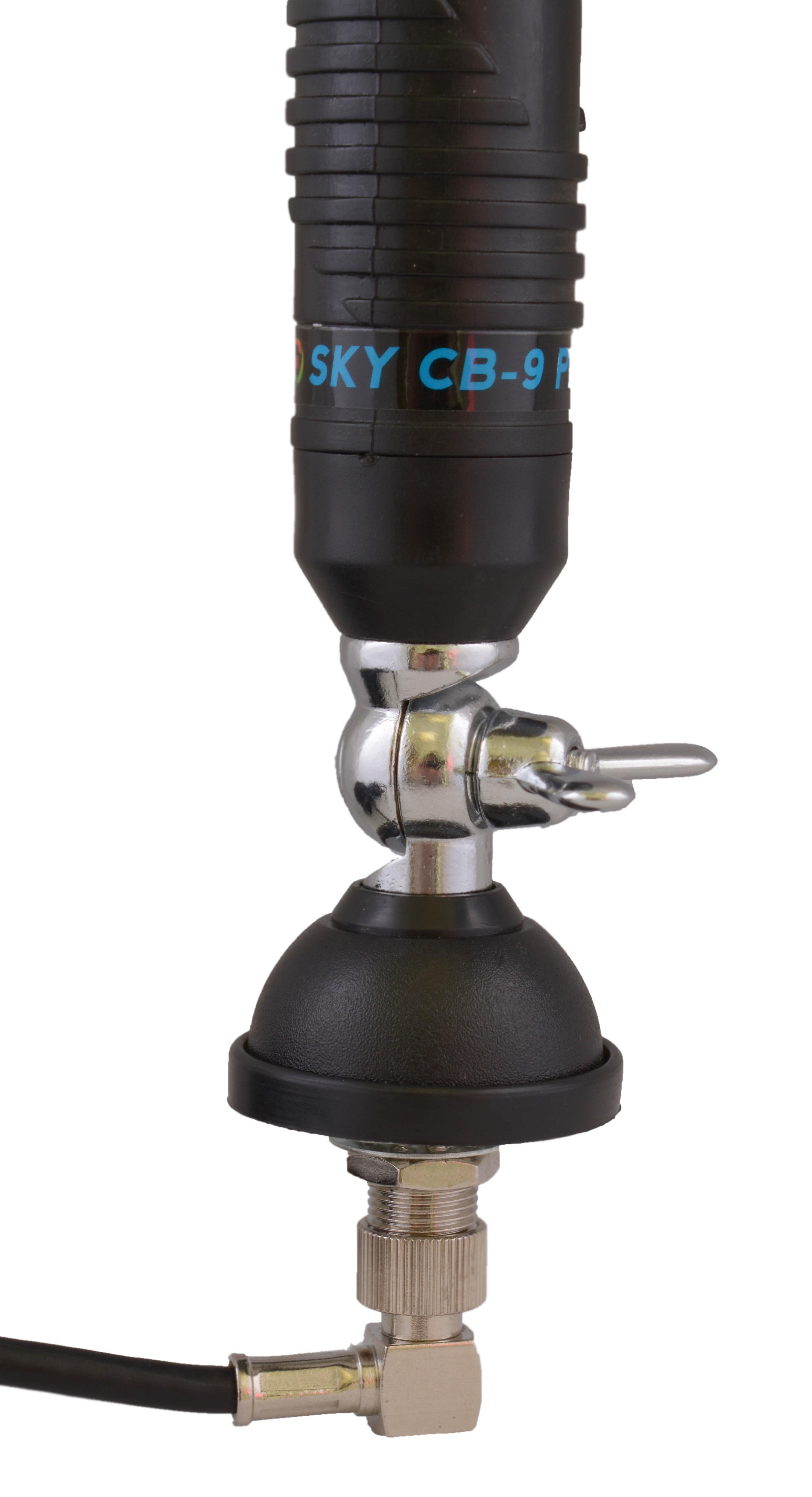 Антенна для радиостанции врезная TurboSky СB