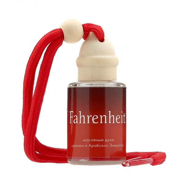 Автопарфюм Для Автомобиля Гелевый - Fahrenheit №10 (По Мотивам Fahrenheit (Christian Dior)