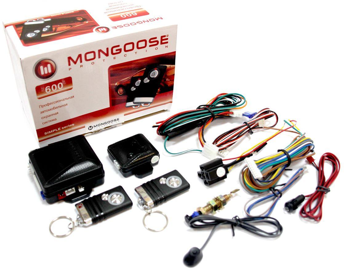 Сигнализация MONGOOSE 600