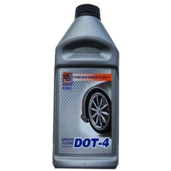Жидкость тормозная Промпэк Brake Fluid DOT4
