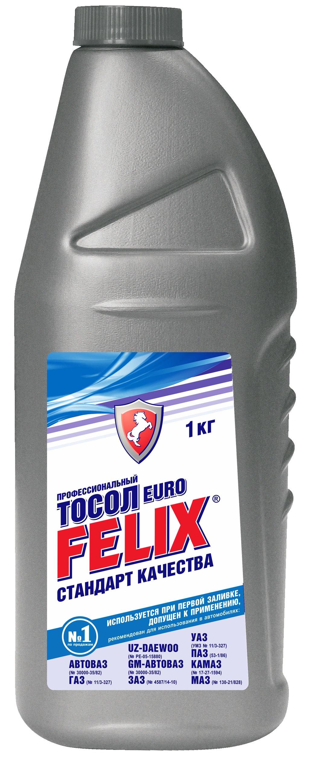 Тосол Felix EURO готовый  35C синий