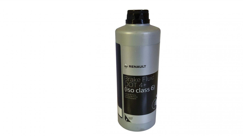 Жидкость тормозная RENAULT Universal DOT4+ 0,5