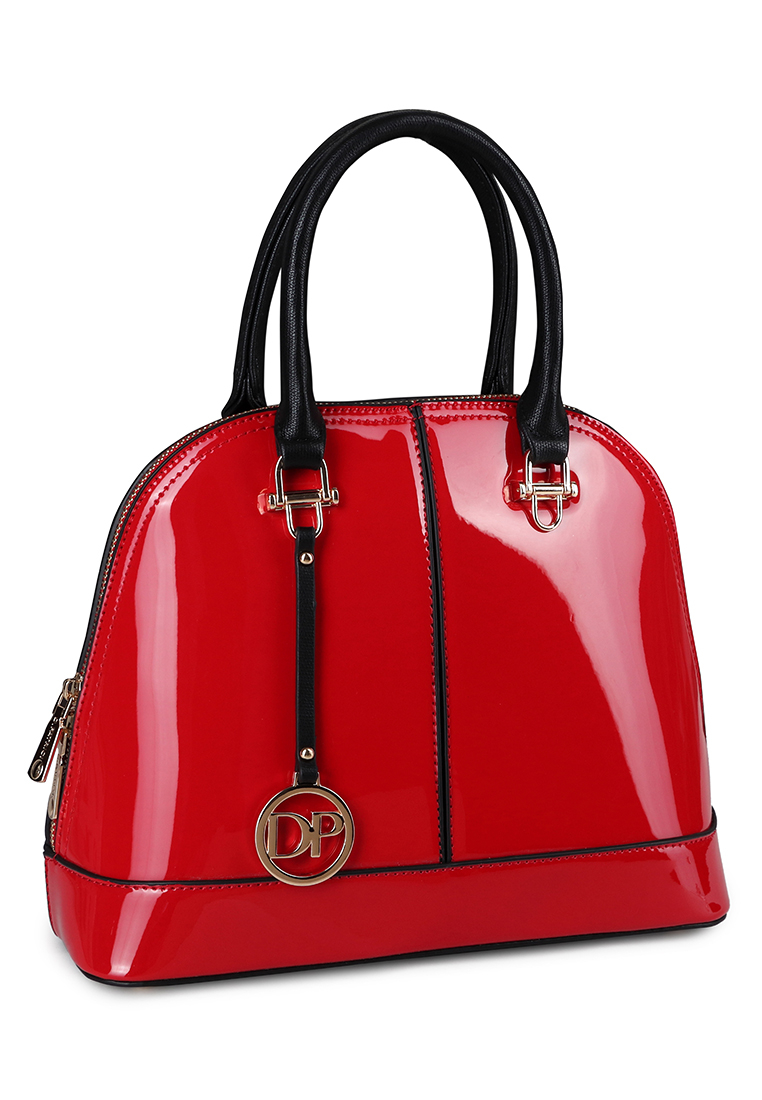 Сумка женская Daniele Patrici K7032B красная, K7032B – купить по цене 1,499.00 руб. в goods.ru | imall.com
