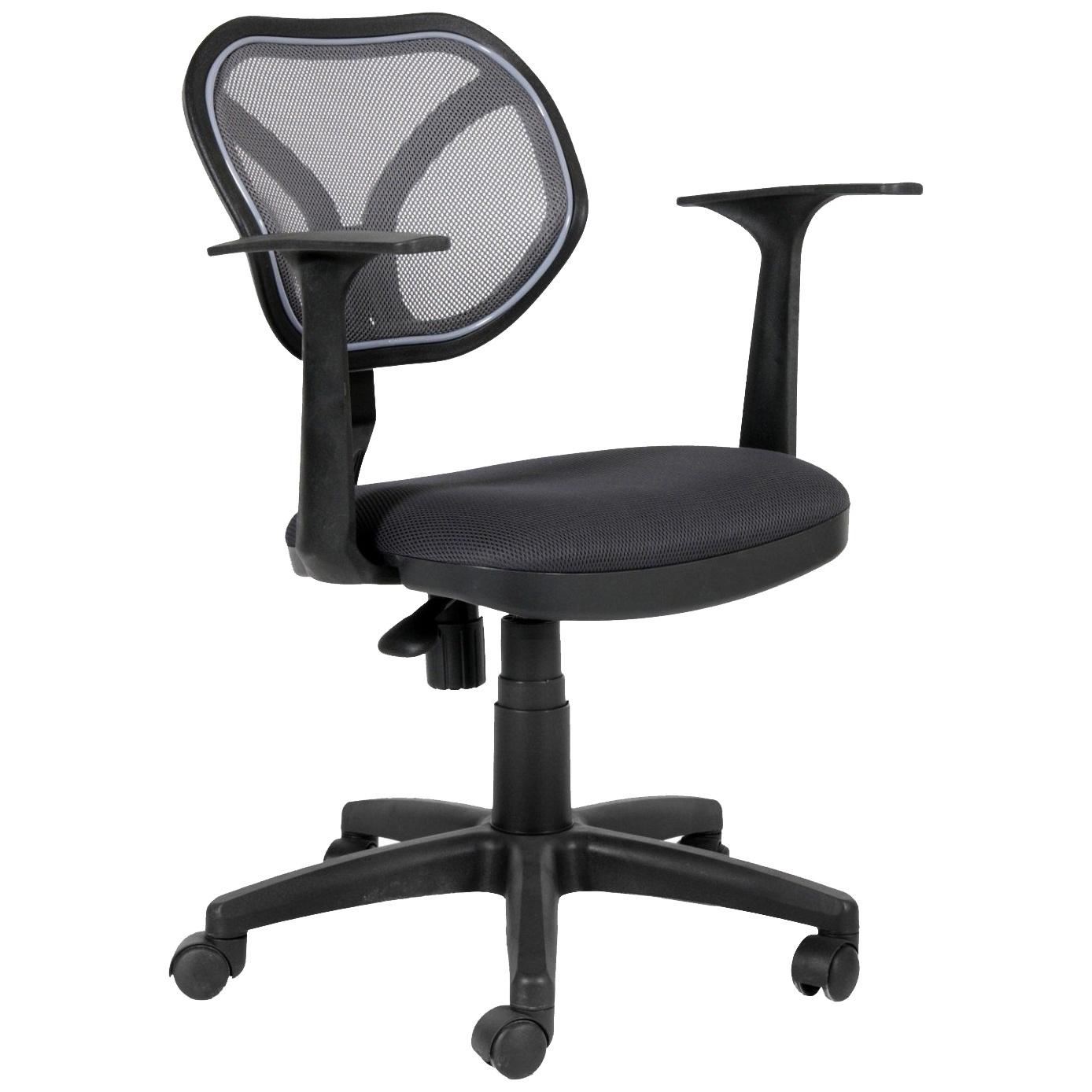 Офисное кресло CHAIRMAN 450 00-07017602, серый