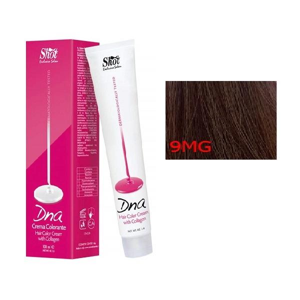 Купить Краска для волос Shot DNA 9MG Nescoffee 100 мл