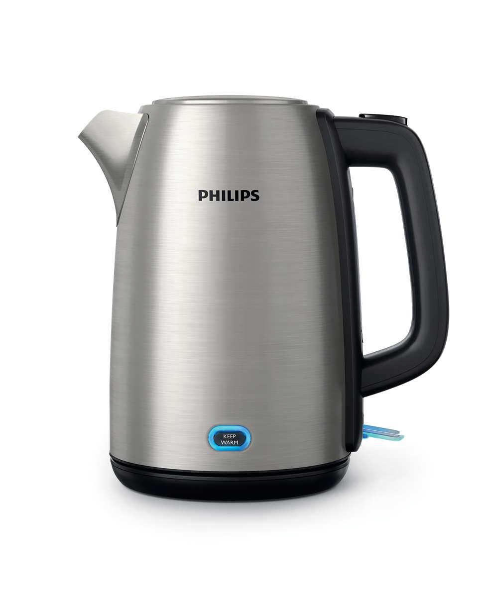 Чайник электрический Philips HD9353/90 Silver