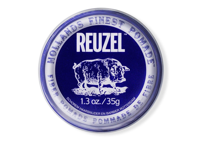 Темно синяя паста Reuzel Fiber Piglet