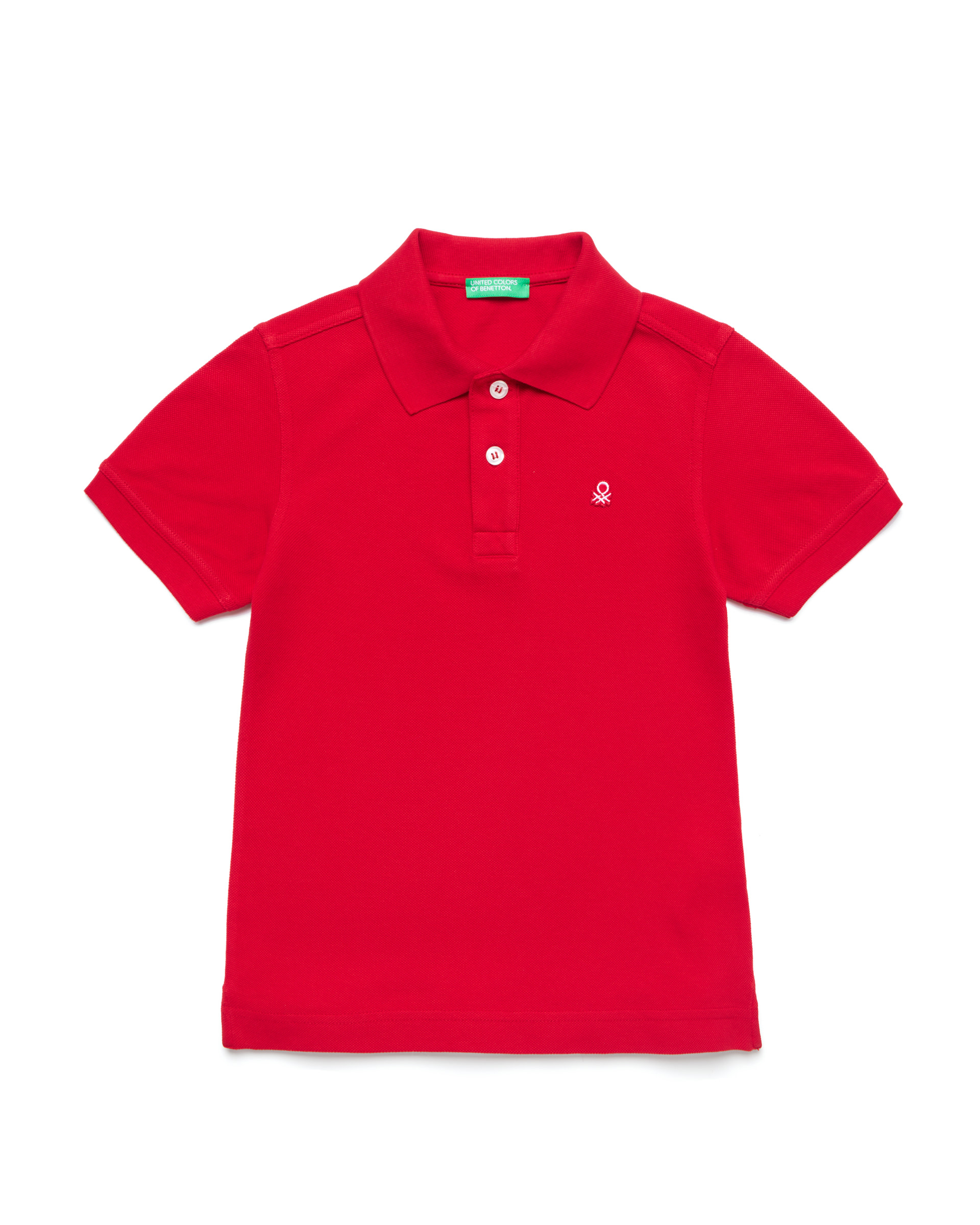 Купить CCC_3089C3091_015, Поло-пике для мальчиков Benetton 3089C3091_015 р-р 92, United Colors of Benetton, Кофточки, футболки для новорожденных