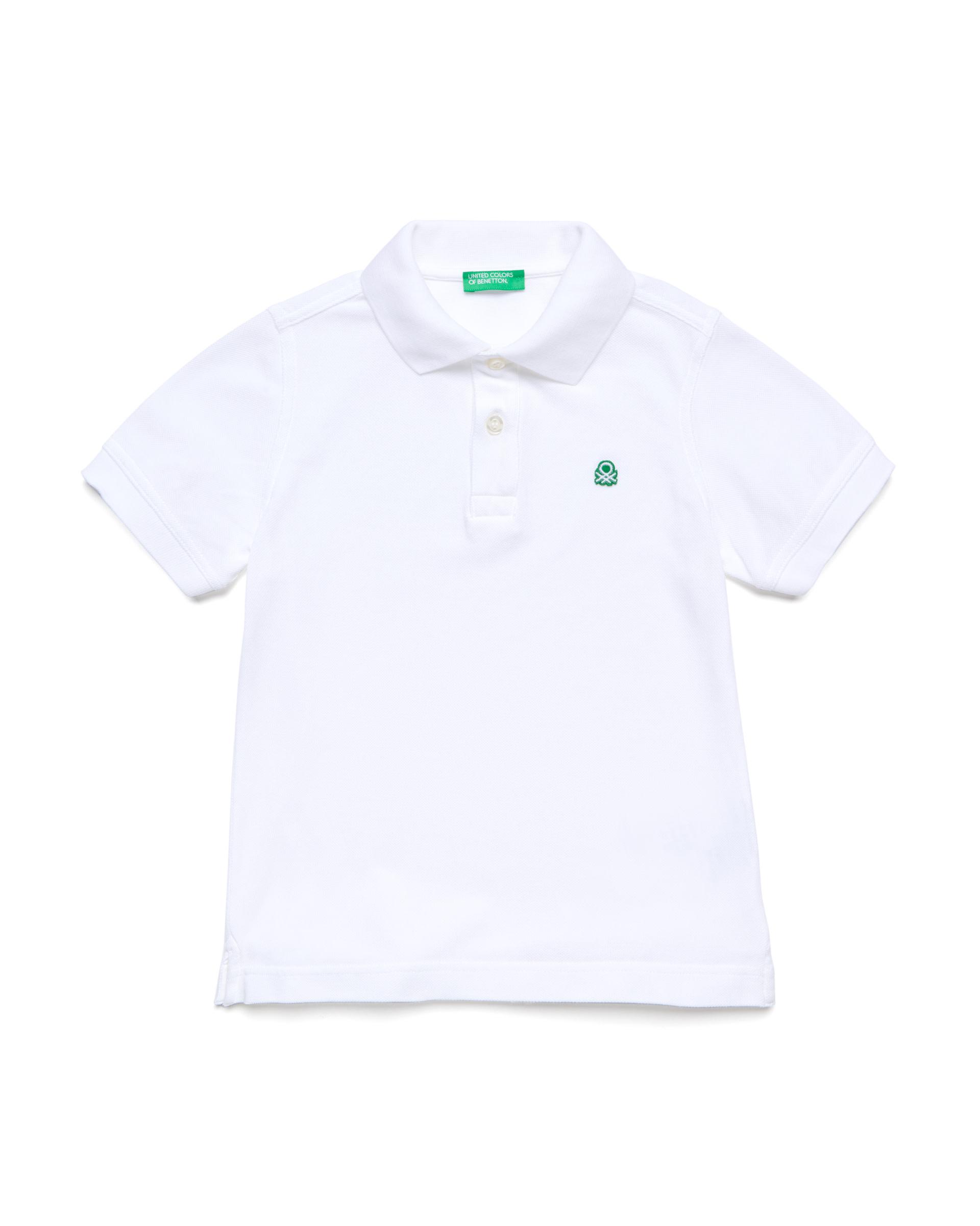 Купить CCC_3089C3091_101, Поло-пике для мальчиков Benetton 3089C3091_101 р-р 92, United Colors of Benetton, Кофточки, футболки для новорожденных