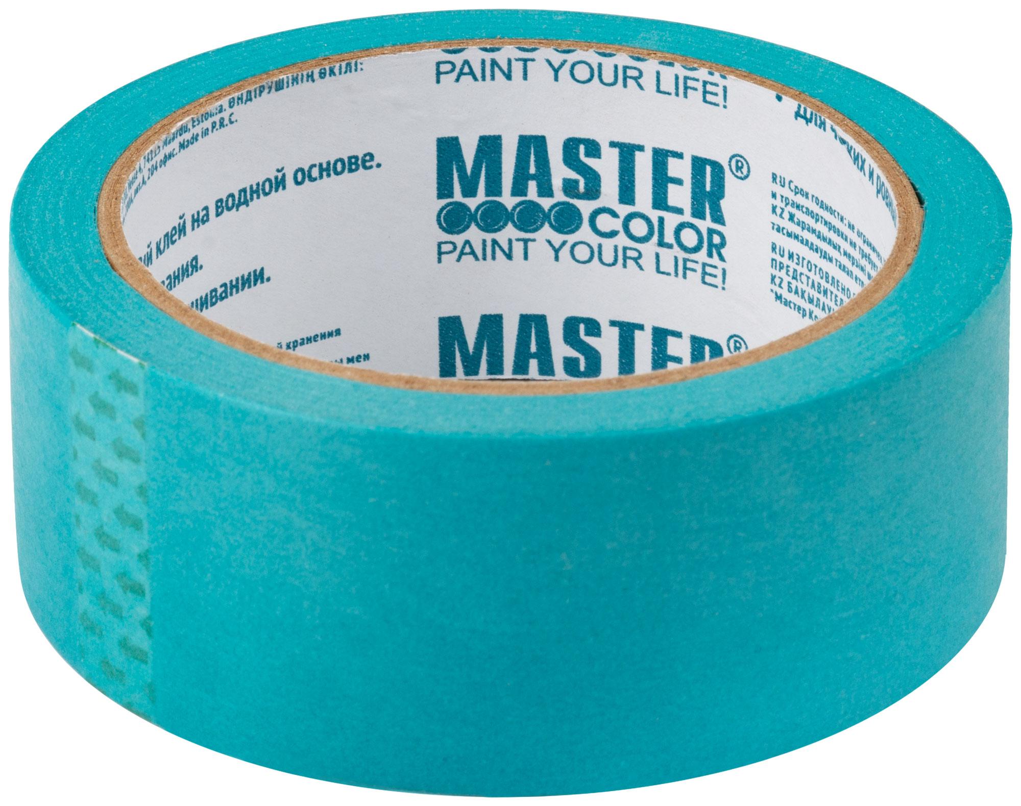 Лента малярная бумажная для деликатных поверхностей, 38 мм х 25 м  MC 30-6133