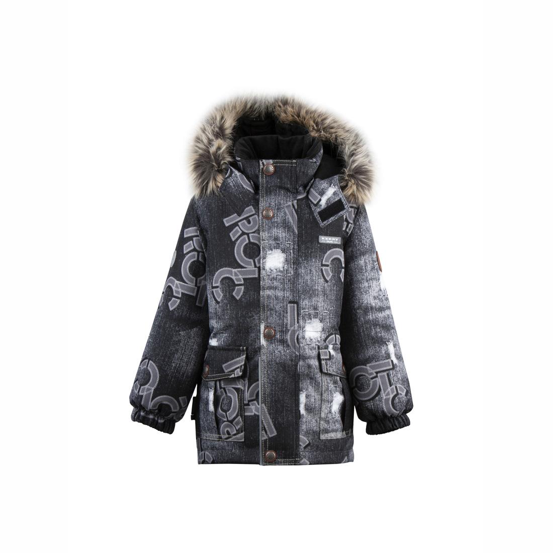 Купить Куртка для мальчиков KERRY WOLFIE K19439 A, размер 104,