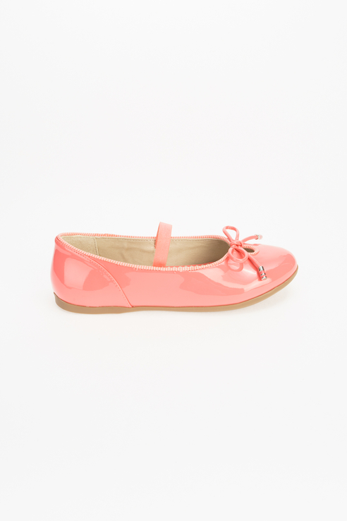 Купить 43253, Туфли для девочек Mayoral цв. оранжевый р-р. 28,