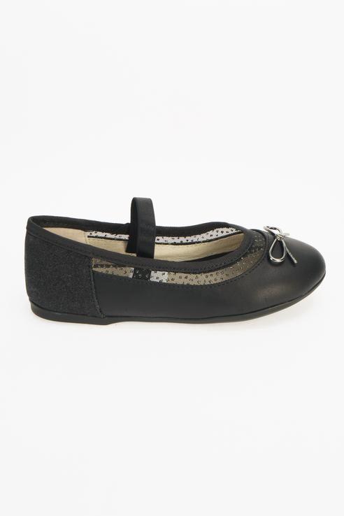 Купить 43255, Туфли для девочек Mayoral цв. черный р-р. 28,