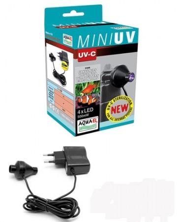 Стерилизатор  Aquael MINI UV для фильтров