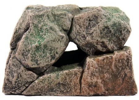 Камень для аквариума Deksi Гранит 1101, полиэфирная