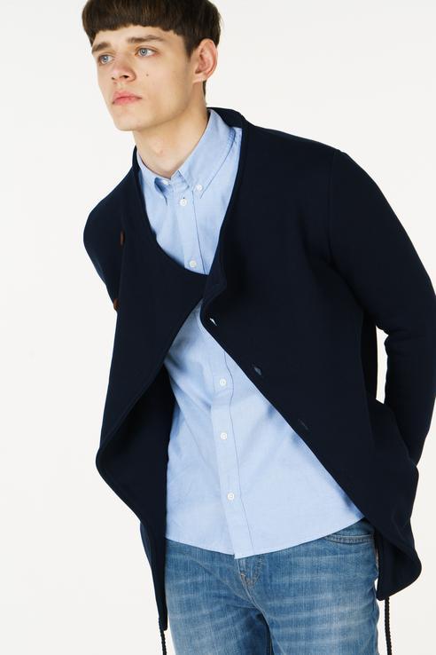 Пиджак мужской OMBRE B310 синий L