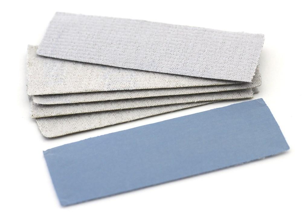 Купить 4615, JAS Наждачная бумага на липучке, P5000, 30x90 мм, 6 шт.,