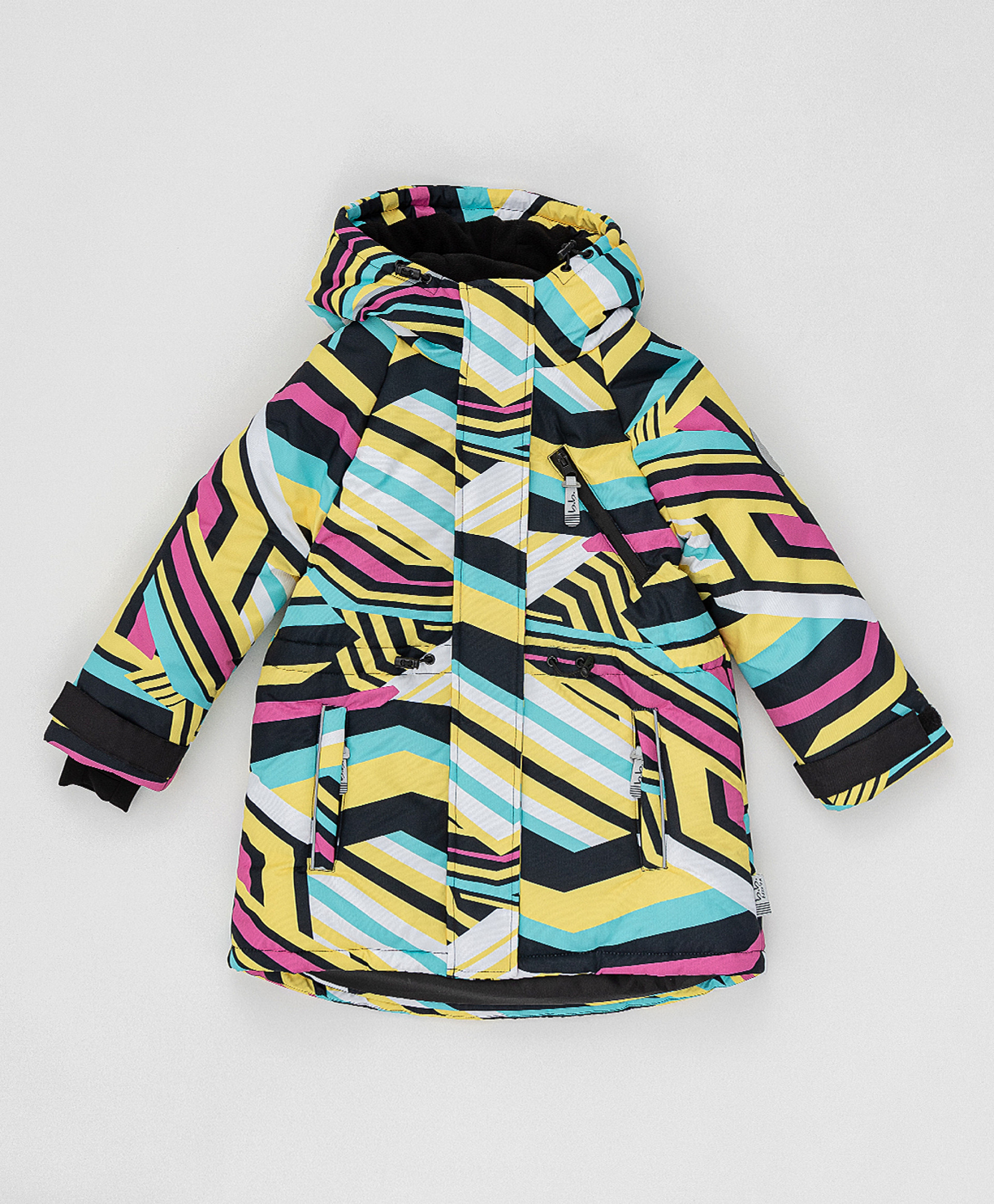 Купить Зимнее пальто Active Button Blue 220BBGA45020010, размер 140,